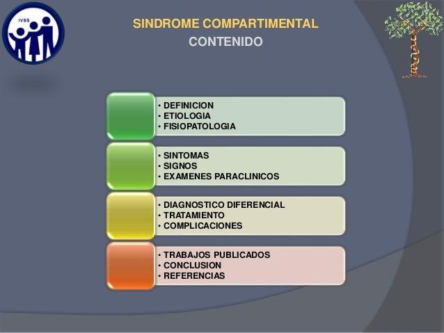 Sindrome compartimental  Slide 2