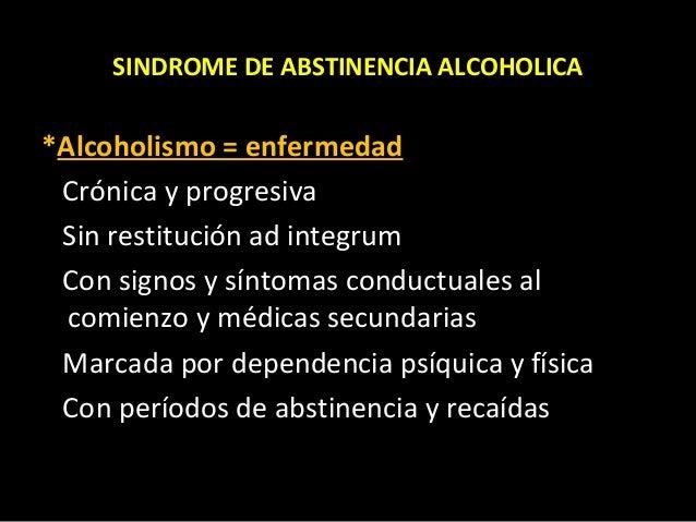 La codificación del alcoholismo en astane kuznetsova