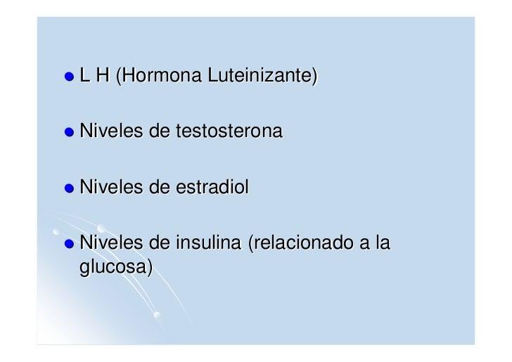 Sindrome de ovario poliquistico
