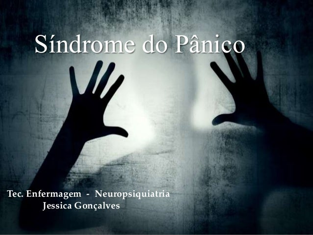 Sindrome Do Pânico