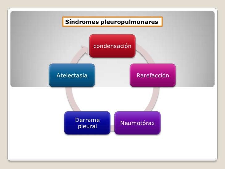 Sindromes pleuropulmonares Slide 3