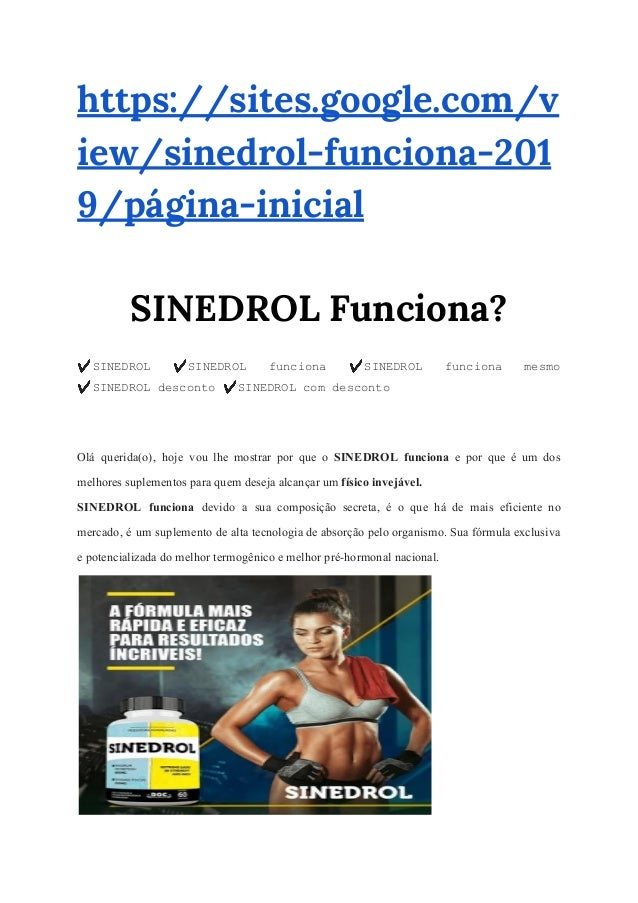 sinetrol bula