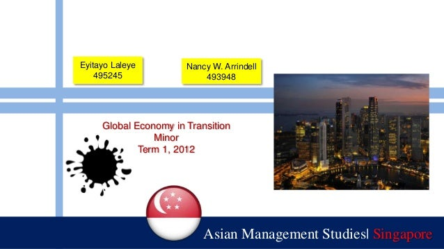 Eyitayo Laleye         Nancy W. Arrindell    495245                 493948     Global Economy in Transition               ...