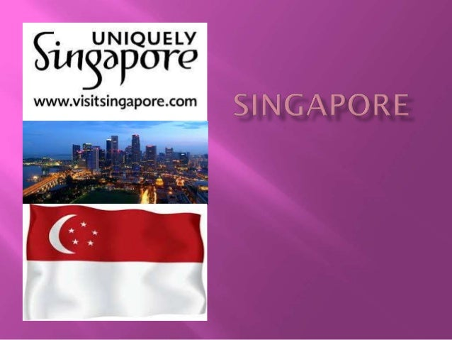 """ Singapura; the Malay name for """"Lion City"""".  Singapore is famous for shopping, activities, dining and entertainment.  O..."""