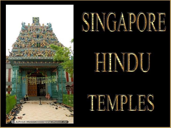 SINGAPORE HINDU TEMPLES
