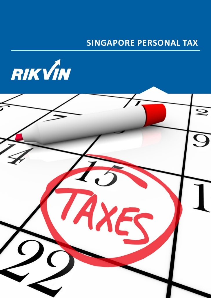 SINGAPORE PERSONAL TAX
