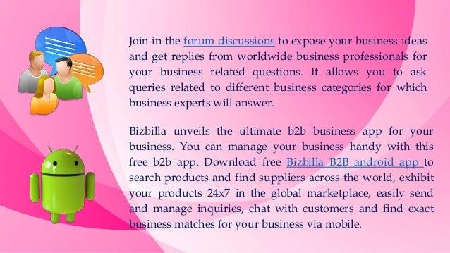 Singapore B2B Marketplace