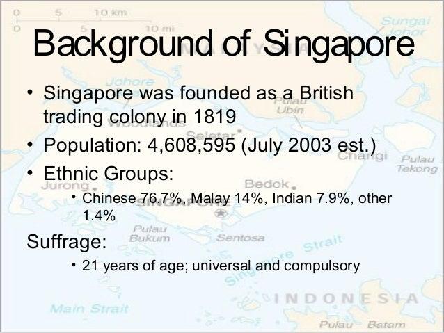 Singapore free trade agreements singap ore free trade agreements t eam 5 ryan karasack barrett seitz lauren mckenna 2 background of singapore platinumwayz