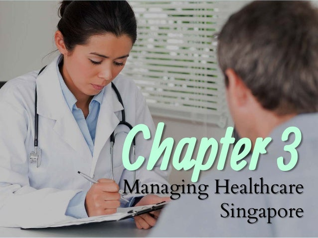 Chapter 3Managing Healthcare Singapore