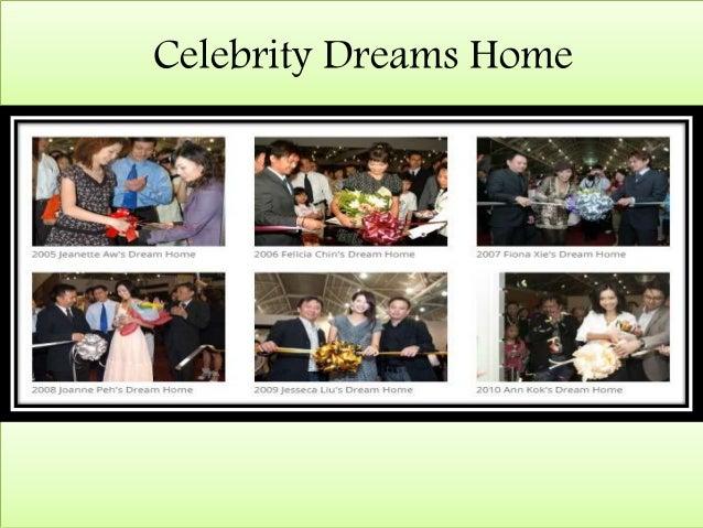 Celebrity Dreams Home