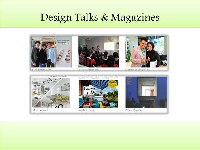 Design Talks & Magazines