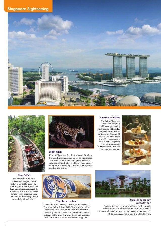 Singapore Malaysia Amp Borneo Brochure