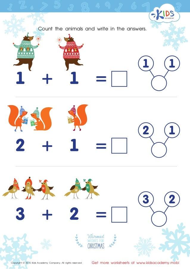 Printable Singapore Math Worksheets