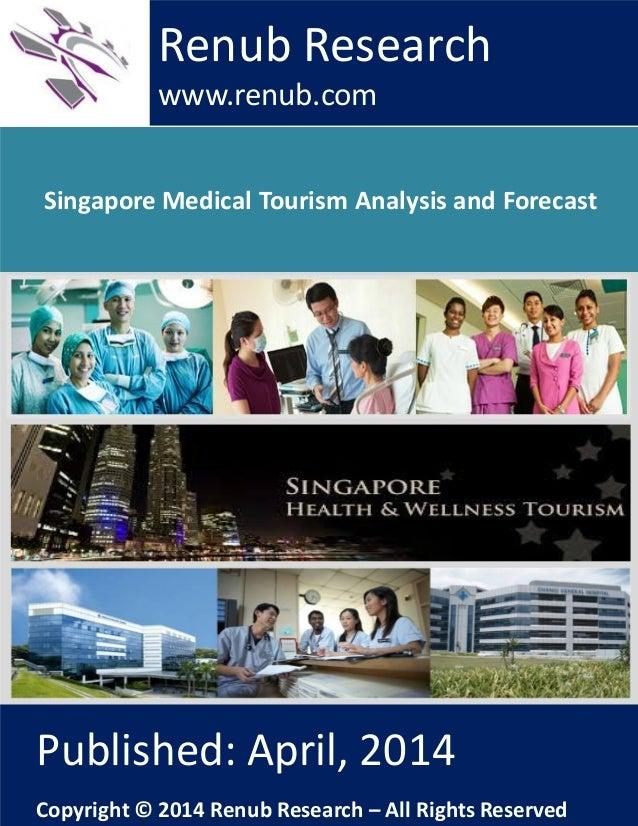 © Renub Research Page 1 of 12 Singapore Medical Tourism Analysis and Forecast Renub Research www.renub.com Published: Apri...