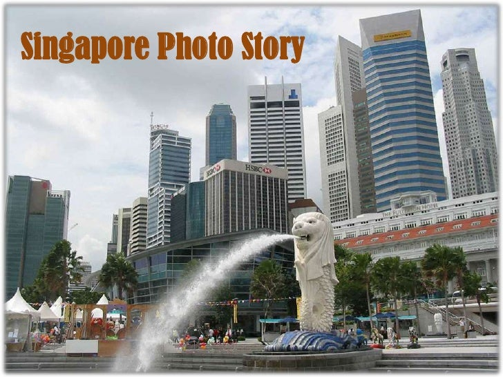 Singapore Photo Story<br />