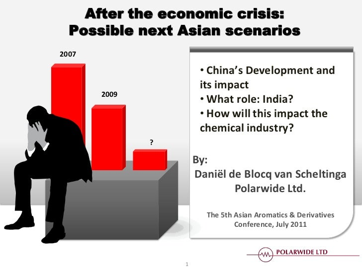 After the economic crisis:  Possible next Asian scenarios2007                       • China's Development and             ...