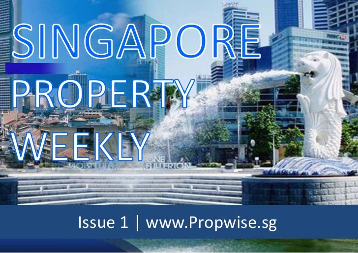 Issue 1 | www.Propwise.sg