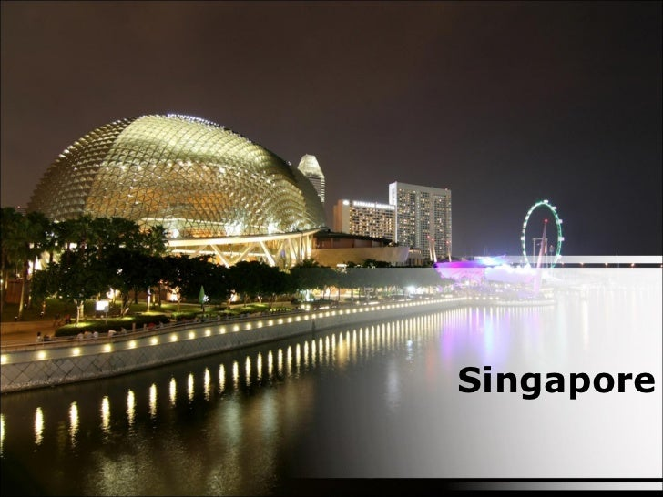 Singapore Powerpoint Country