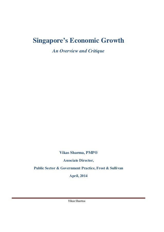 singapore s economic competitiveness The business times government & economy - singapore remains one of  the world's most competitive economies across the board.