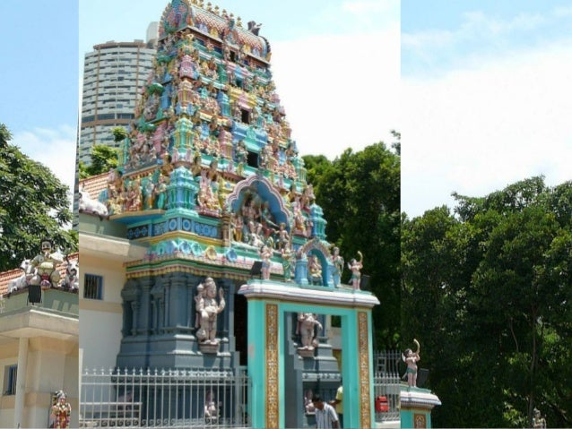 Singapore, templu hindus Slide 2