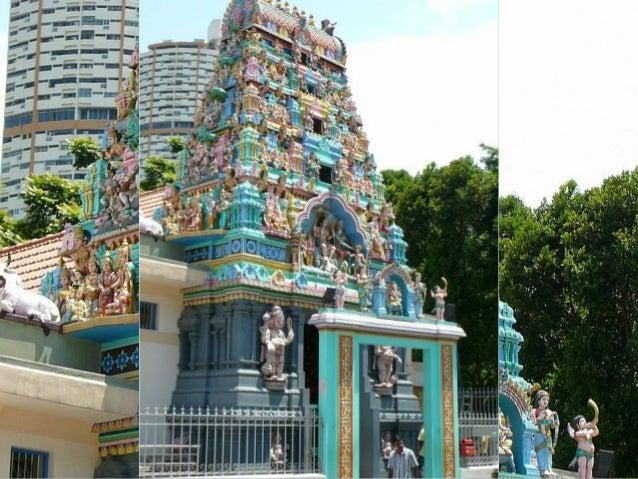 Singapore, templu hindus Slide 3