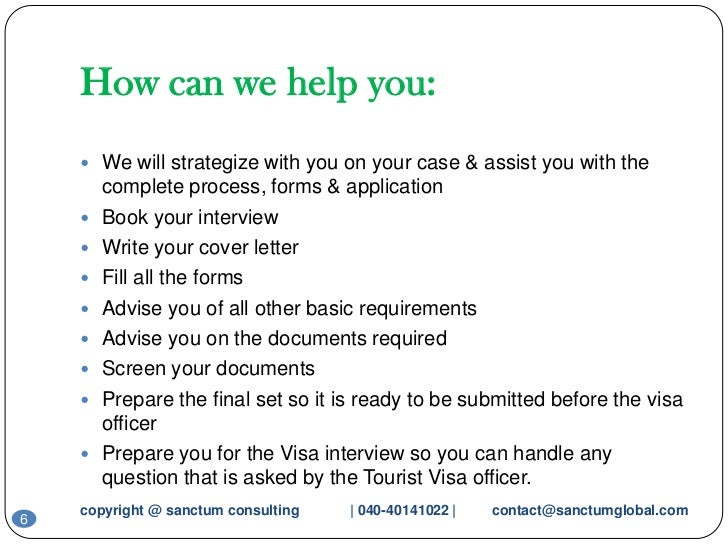 singapore visit visa sanctumconsulting - Singapore Visa Covering Letter Sample