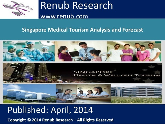 Renub Research www.renub.com Singapore Medical Tourism Analysis and Forecast Renub Research www.renub.com Published: April...
