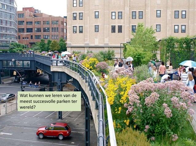 Wat kunnen we leren van de meest succesvolle parken ter wereld?