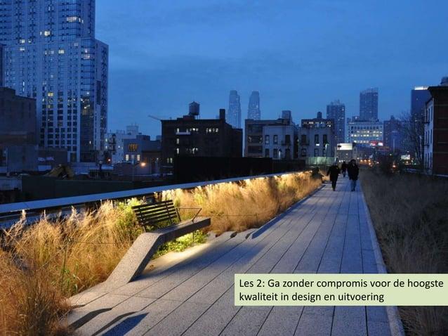 Les 2: Ga zonder compromis voor de hoogste kwaliteit in design en uitvoering