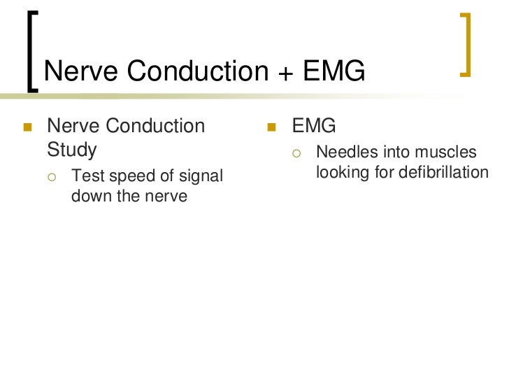 EMG and Nerve Conduction Study - Modern Neurology Care