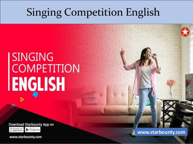 Online Singing Competition