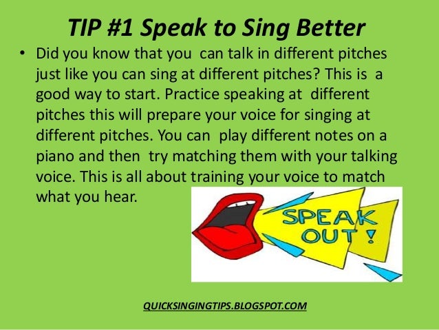 how to sing better pdf
