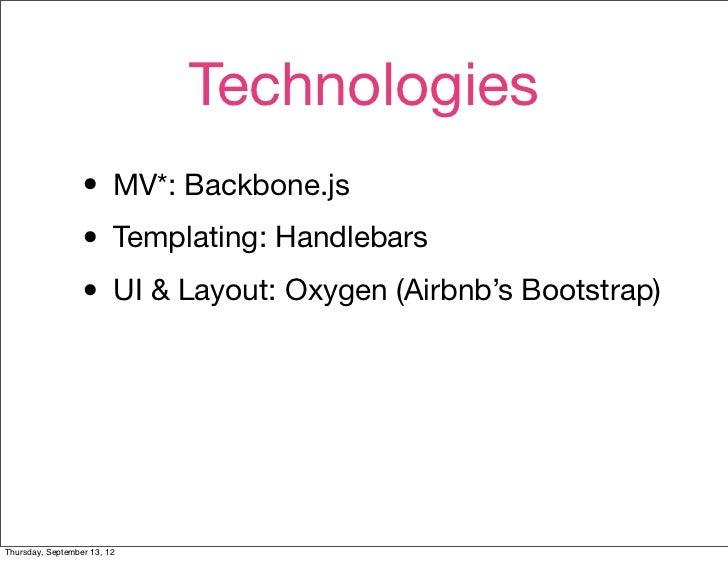 Building A Single Page App Backbone Nodejs And Beyond