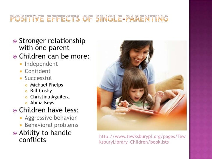 families research paper single parents Over the past 20 years single-parent families have become even more common than the so-called nuclear family consisting of a mother, father and children.