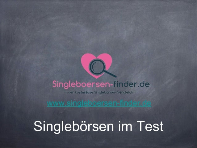 Singlebörsen im Testwww.singleboersen-finder.de