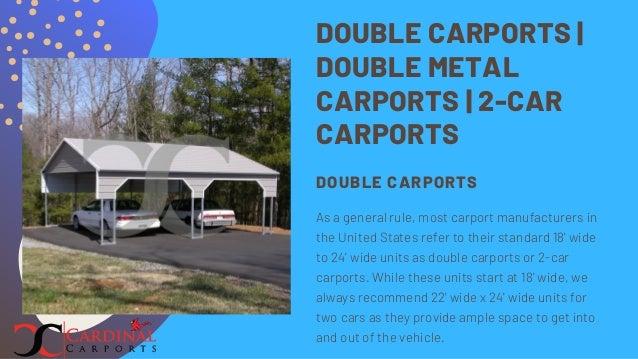 Types Of Carports 2022
