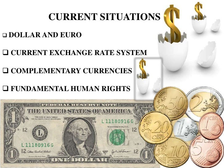 a single global currency Could the imf's 'world currency' help encourage global unity  monetary fund's  special drawing right as the precursor to a global currency  i know every  single nation that has refused to use it and have created their own.