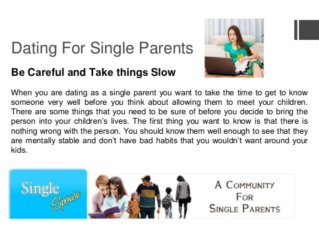 free single parent dating site email