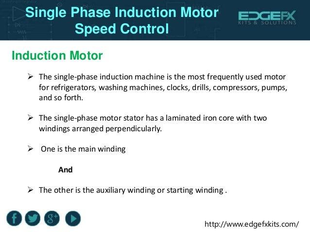 Single Phase Induction Motor Uses 28 Images Single