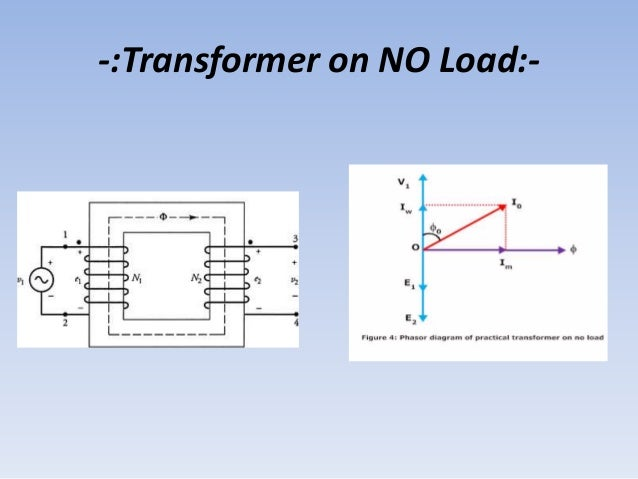 Single phase transformer transformer on no load ccuart Images