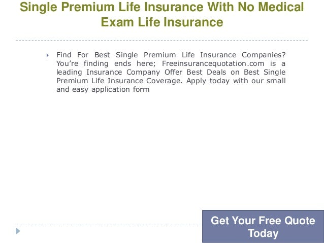 No Physical Life Insurance Quotes: Wallpaper