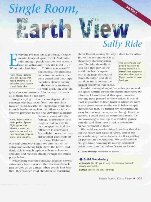 Single room earth_view
