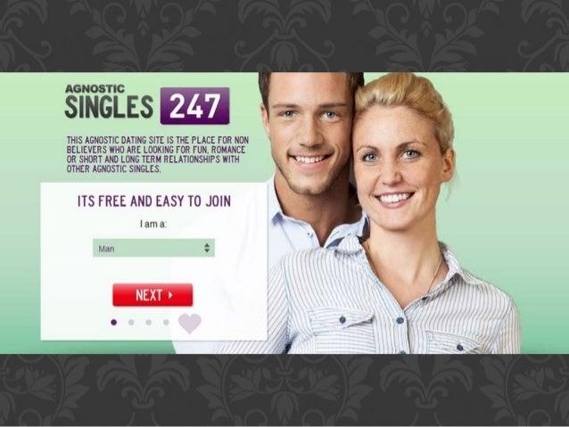 Agnostic online dating
