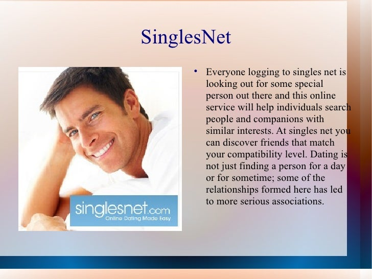 singlesnet.com-gratis online dating online singler aktive dating-nettsteder