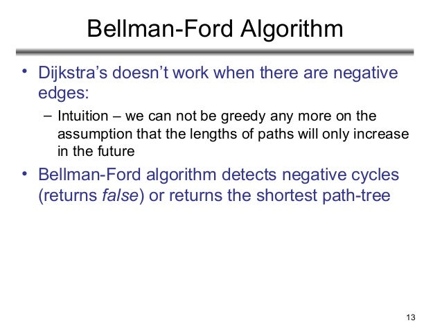 Bellman ford algorithm step by step guide youtube.