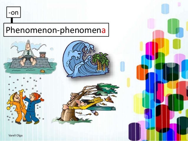 Singular plural form of nouns
