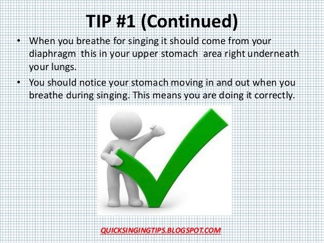 STOP! Singing Voice Crack Now- How to Sing Better Quick Tips