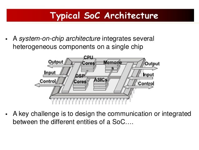 soc design for dsp applications