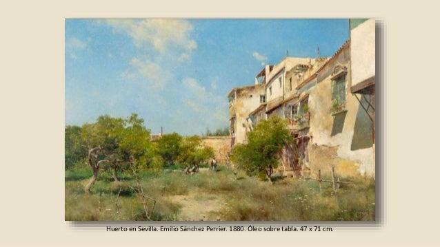 El Tajo, Toledo. Aureliano de Beruete y Moret. C. 1904. Óleo sobre lienzo. 67,3 x 101 cm.