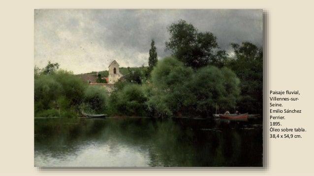 Alegoría. Joaquim Mir Trinxet. 1903. Óleo sobre tela. 63,5 x 180,3 cm.